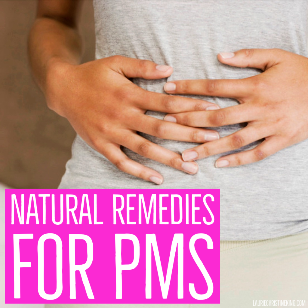 Natural PMS Remedies
