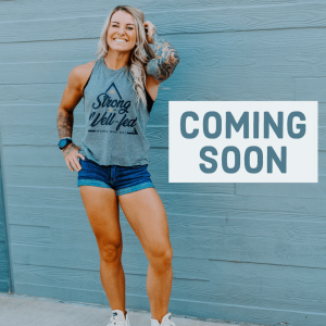 Paragon + StrongxWell-Fed Apparel: Coming Soon on 6/7