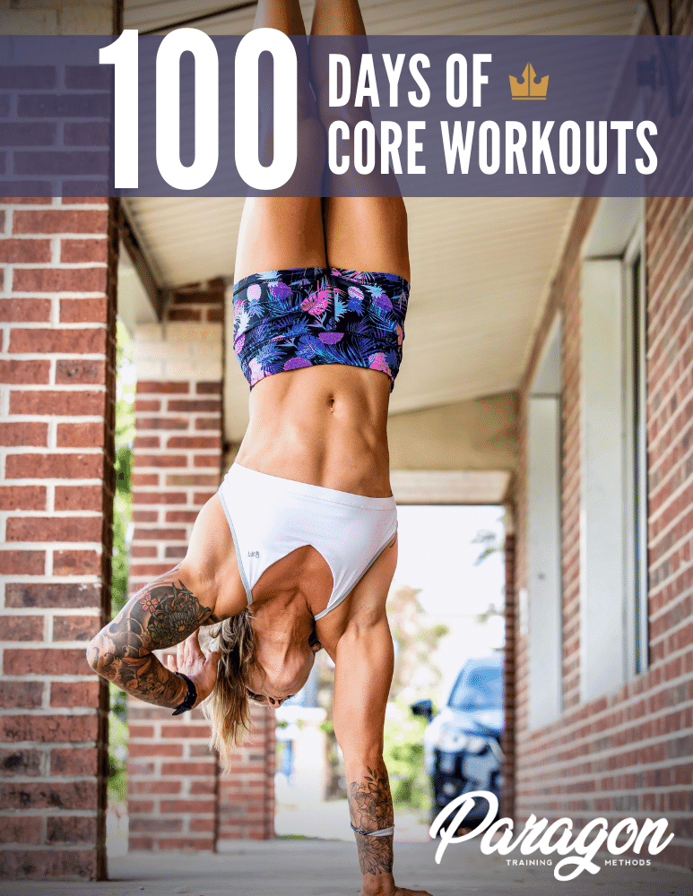 100 Days of Core Workouts